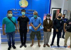 DPO Kasus Korupsi Alkes RSUD Kabanjahe Diciduk Kejari Karo di Medan