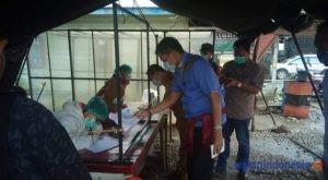 Ke Dairi, Sikap Anggota DPR RI Hinca Panjaitan di Tengah Pandemi Corona Direspons Bupati Eddy