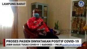 Kerap Disebut Hoaks di Sosmed, Jubir Paijo Jelaskan Proses Pasien Dinyatakan Positif-Sembuh dari Covid-19