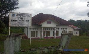 2 Kantor UPTD di Waykanan Disebut bak Rumah Hantu