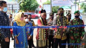Plh Bupati Lingga Hadiri Peresmian KTN di Padanghaluan