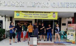 Terduga Pelaku Pecah Kaca di Liwa 2018 Ditangkap di Jakarta