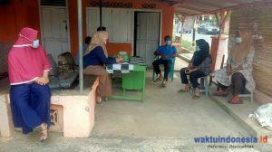 Masyarakat Sukaraja VII Buka Posko Bantuan Corona Warga Isoman