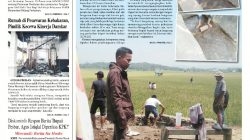 Harian Waktu Lampung, 19 Agustus 2021