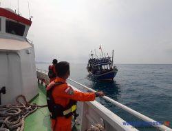 KM EMJ 7 Hilang Kontak Statusnya Masih Dalam Pencarian