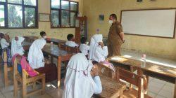 Sidak Kadisdikbud, PTM Di Sekolah Belum Sepenuhnya Terapkan Prokes