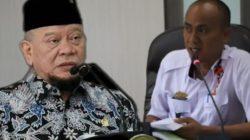 Ketua DPD RI ,AA La Nyalla Mahmud Mattalitti dan Mazdan Bakri