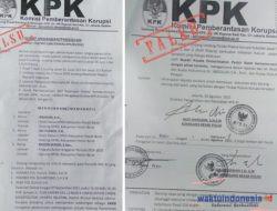 Surat KPK Palsu di Pesibar Masuk Ranah Hukum, Polisi: Tahap Penyelidikan