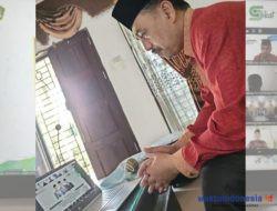 Kemenag Lampung Launching Sikat, Maryan Hasan: Bagian Transformasi Digital