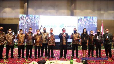 Bupati Agus Hadiri RUPS Luar Biasa Bank Lampung, Peluncuran Produk hingga Pengundian Grand Prize Simpeda