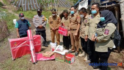 Dissos Lambar Bantu Lasia Sebatang Kara di Sedampahindah