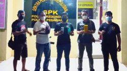 Remaja 17 Tahun Ditangkap Polisi Kedondong, Ini Indikasinya