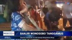 Banjir Bandang Terjang 5 Desa di Wonosobo: Basarnas Evakuasi Warga