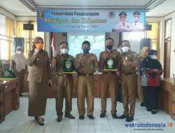 Dua Sekolah Di Mesuji Raih Penghargaan Adiwiyata Pemprov Lampung