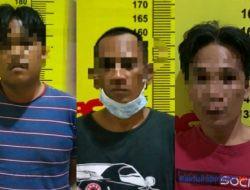 Pasal Sabu, 3 Warga Kecamatan Gedongtataan Diringkus Polisi