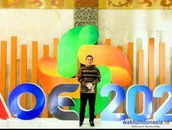 Bupati Dendi Hadiri Pembukaan Apkasi Otonomi Expo 2021 Di Jakarta