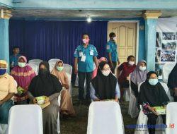 Momentum Maulid Nabi Muhammad SAW, PWI Pesawaran Gelar Bakti Sosial