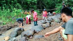5 Tahun Mangkrak, Masyarakat Babakan Loa Harap Pembagunan Jembatan Dilanjutkan