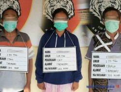 Polisi Ringkus Tiga Pelaku Perjudian Jenis Togel Di Gading Rejo