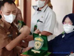 Bersama 10 Sekolah di Lampung, MIN2 Lambar Terima Penghargaan Adiwiyata 2021