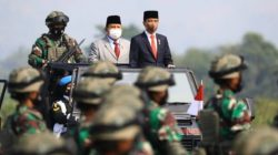 Presiden Jokowi Tetapkan 3.103 Anggota Komcad di Batujajar