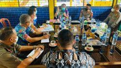 Polda Lampung dan Polres Lambar Audiensi ke Pesibar Bahas Soal Vaksinasi