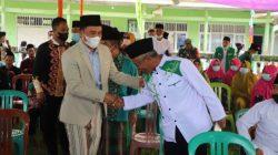 HSN, Bupati Parosil: Pesantren Mampu Hadapi Pandemi Covid-19