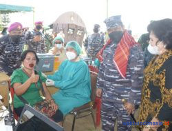Bupati Cory – MUI Karo Sambut TNI AL Lantamal I di Masjid Agung Kabanjahe, Ini Agendanya